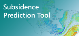 Subsidence prediction tool
