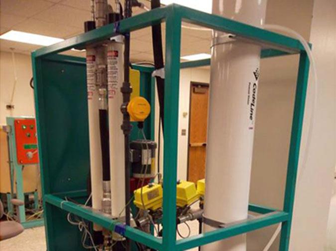 Iwt project texas tech university texas water development board - Innovative water decontamination project ...