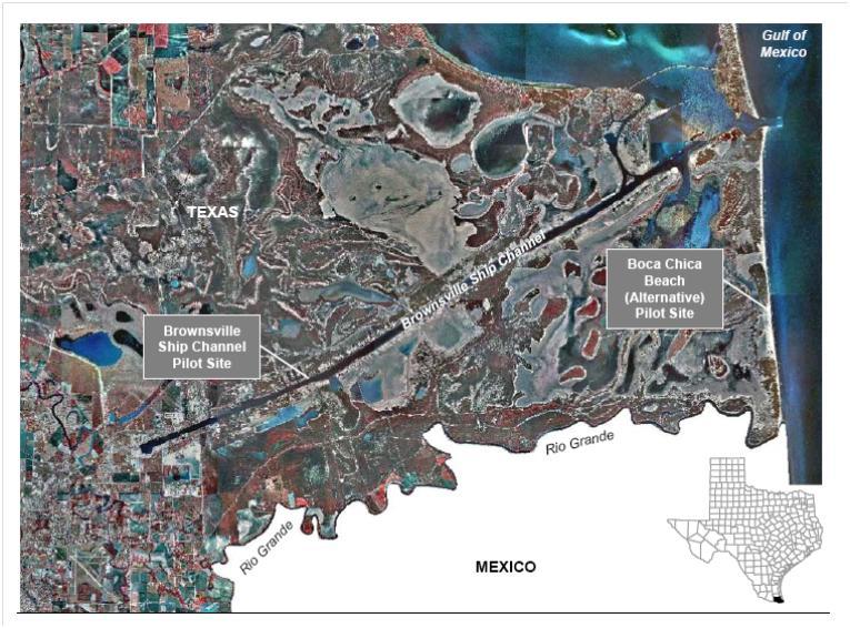 South Padre Island Desalination
