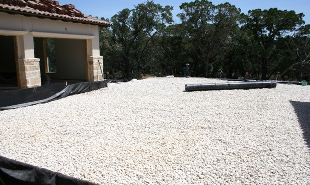 Water Storage Gravel