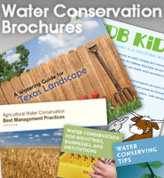 Water Conservation Brochures