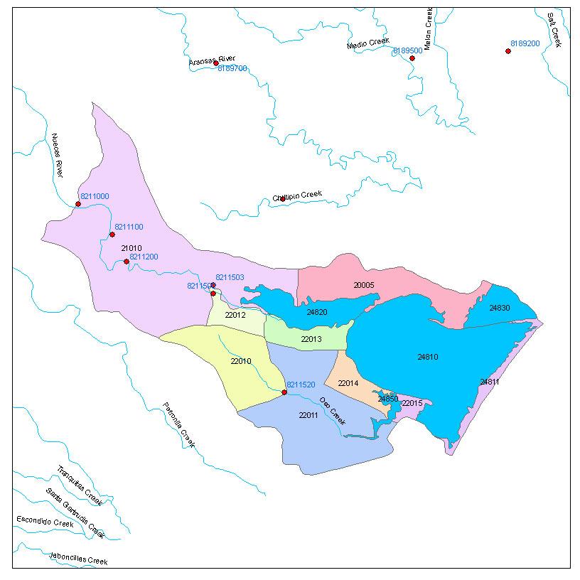Coastal Hydrology Texas Water Development Board