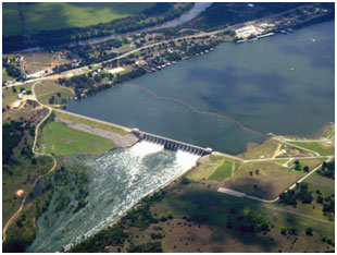Lake Granbury and De Cordova Bend Dam (Photo provided by the owner)