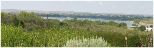 Greenbelt Lake (Photo source: http://www.aaoutfitter.com/ranches.htm)