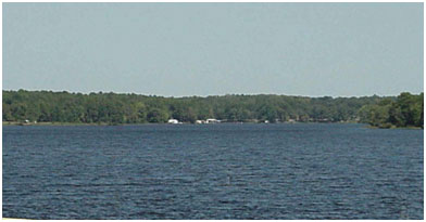 Lake Hawkins (Photo courtesy of http://old.hawkinschamberofcommerce.com)