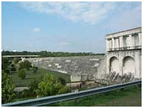 Olmos Reservoir Dam (Photo provided by owner)