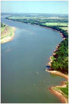 An aerial view to the Lake Whitney (Photo provided by the operator)