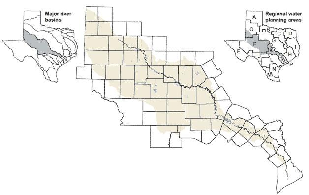 River Basins  Colorado River Basin  Texas Water Development Board