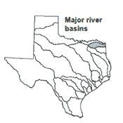 River Basins Sulphur River Basin Texas Water Development Board