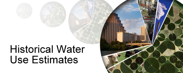 2010 Water Use Summary Estimates