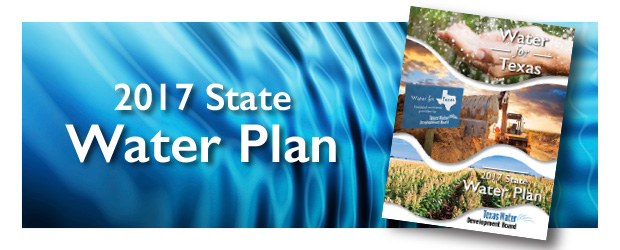 Adopted 2017 State Water Plan Banner