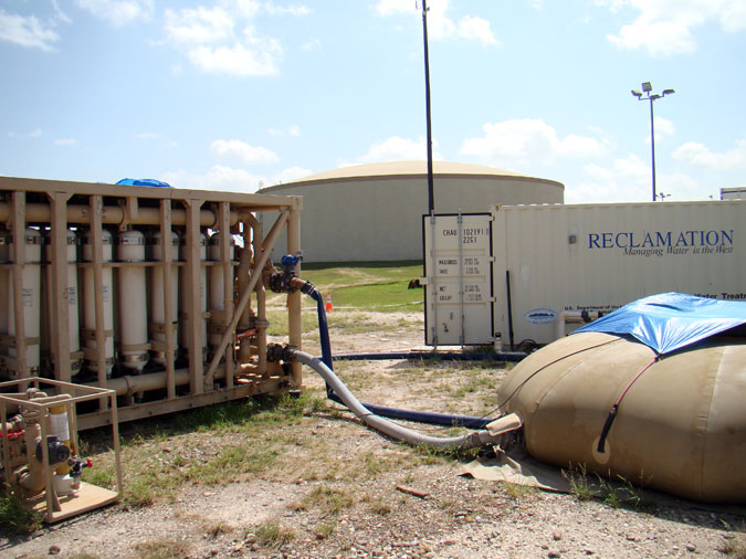 Iwt project variable source desalination texas water development board - Innovative water decontamination project ...