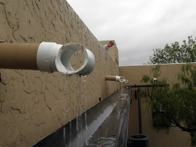 2011 Texas Rain Catcher Award Hacienda Maria Texas
