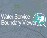 Texas Water Service Boundary Viewer (TWSBV)