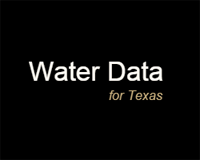 Water Data for Texas