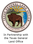 In Partnership with the Texas General Land Office