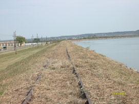 Mountain Creek Lake Trinity River Basin Texas Water