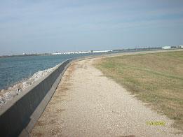 North Lake Trinity River Basin Texas Water Development