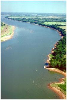 Lake Whitney Brazos River Basin Texas Water